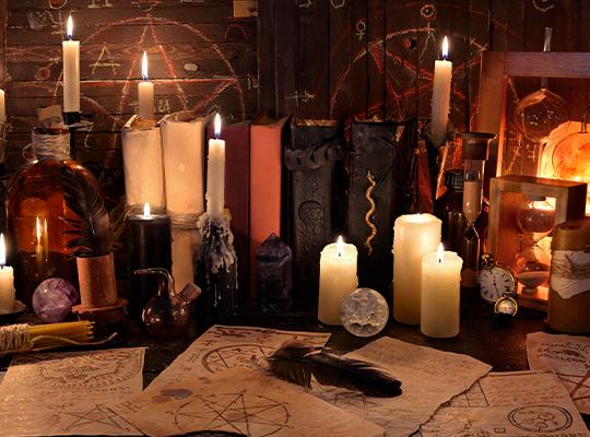 Consagração da vassoura mágica - Wicca